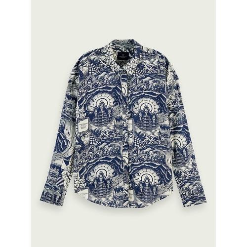 Laissez-vous séduire par cette belle chemise aux jolis