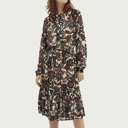 Cette jolie robe de la belle marque néerlandaise Scotch &