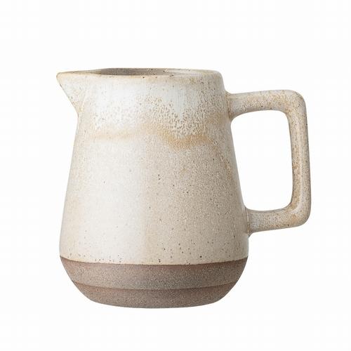 Tombez sous le charme de ce petit pot à lait en grès,
