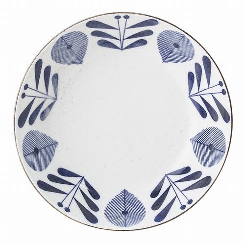 Craquez pour cette magnifique assiette creuse en porcelaine