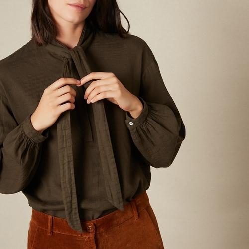 Tombez sous le charme de cette jolie chemise Charline 100%