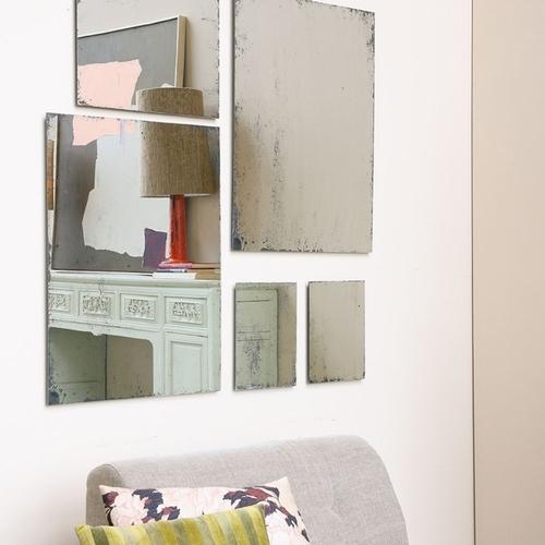 Miroir, mon beau miroir... On adore les accents vintage de