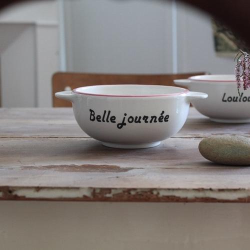 Tombez sous la charme de ce joli bol breton artisanal
