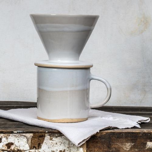 Joli filtre en céramique Ebele couleur cachemire de la