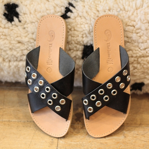 Tombez sous le charme de ces magnifiques sandales de la