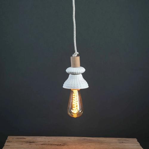 Georgette Wood S6. Sandrine Tortikian conçoit des luminaires