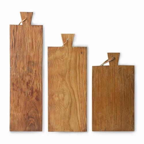 Craquez pour cette charmante planche à découper en bois de