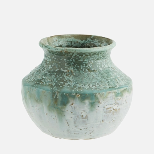 Laissez-vous tenter par ce vase en céramique, aux teintes